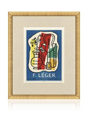 Fernand Leger Galerie Louis Carre, 1959, 14