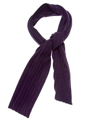 Caramelo Bufanda Clásica (Violeta)