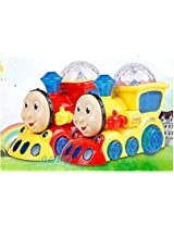 smiles creation Bump and Go Train with 4D light & wonderful music.