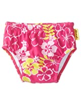 Baby Banz Baby Girls' Uv Swim Diaper Sun Blossom