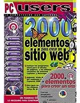 2000 Elementos Para Crear UN Sitio Web