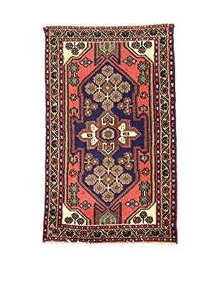 Eden Teppich   Khamseh 75X125 mehrfarbig