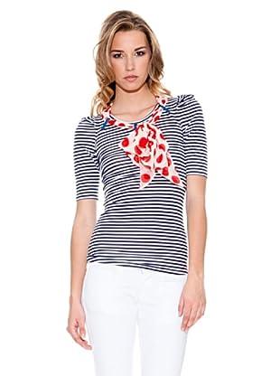 Fornarina Camiseta Hebe (Marino)