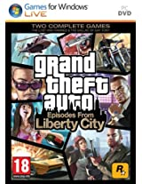 Grand Theft Auto: Episodes from Liberty City (PC) (UK IMPORT)