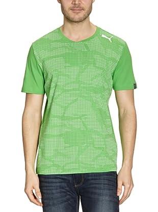 Puma T-Shirt Tech (Classic Green)
