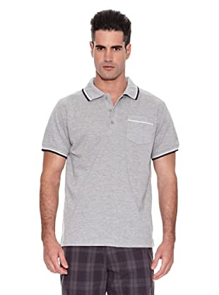 John Smith Polo Ferro (Gris Medio Vigore)