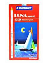 Staedtler Luna Aquarell 12-24 Water Colour Pencils