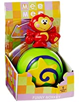 Mee Mee Funny Monkey, Multi Color