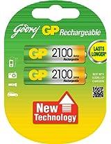 GP Rechargable 2100