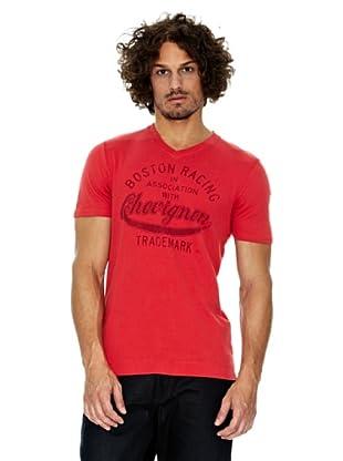 Chevignon Camiseta Hollywood (Rojo)