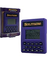 RecZone Electronic Handheld Solitaire Game