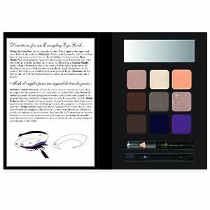 e.l.f. Beauty Book Eye Makeup Palette, Glitter, 0.63oz