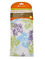 Full Circle Clean Again Recycled Cleaning Cloths, Multi-Color, 5-Pack