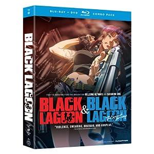 ブラック・ラグーン 第1-2期 北米版