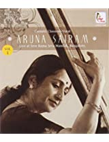 Aruna Sairam  Live at Sree Rama Seva Mandali - Volume 1