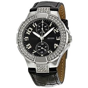 GUESS Analog Black Dial Women's Watch - W11607L2