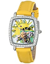 "Disney Women's 58240-C Muppets ""Dr. Bunsen Honeydew"" Glitz Watch"