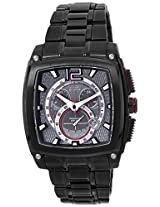Citizen Eco-Drive Analog Black Dial Men's Watch - AT0749-54E