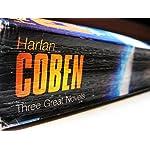 3-in-1 Harlan Coben novels ( Over 4+ / 5 Rating on Goodreads )