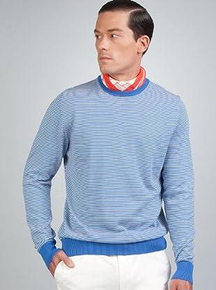 Hackett Jersey Rayas (azul / blanco)