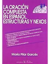 La oración compuesta en español