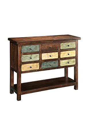 Coast to Coast Rogers 9-Drawer Chest, Brown