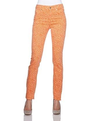 Rosner Jeans Alana Pipe (Orange)