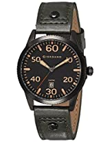 Giordano Analog Black Dial Men's Watch - A1041-04
