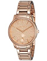 ESPRIT Analog Rose Gold Dial Women's Watch - ES108112009