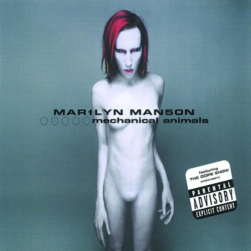 Mechanical Animals (Clean Cover)