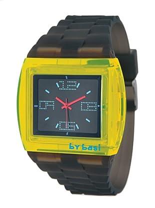 BY BASI A1013U02 - Reloj Unisex cuarzo policarbonato