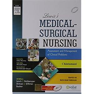 Lewis's Medical Surgical Nursing (Old Edition)