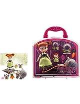 Disney Frozen Animators Collection Anna Mini Doll Playset Kids