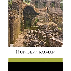Hunger: roman (Yiddish Edition)