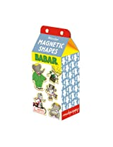 Babar Wooden Magnetic Shapes