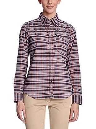 Burton Camisa Mujer Cora Flannel