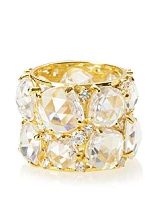 Crislu Clear Candy Couture Ring