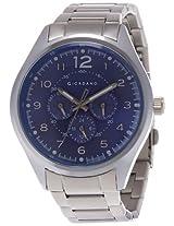 Giordano Analog Blue Dial Women's Watch - DTLMM 60064-44