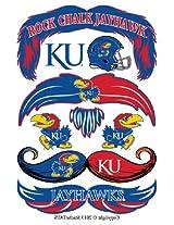 StacheTATS Kansas Temporary Mustache Tattoos