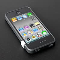 CAZE ThinEdge frame case for iPhone 4/4S Bumper Black 【世界最薄バンパー】