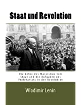 Staat und Revolution (German Edition)