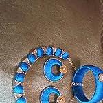 Blue Traditional Jewellery Set