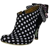Irregular Choice Baby Beauty Booties Heels