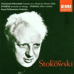 Stokowski conducts Vaughan Williams/Dvorak/Purcell