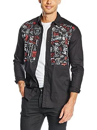 Desigual Camicia Uomo Copne