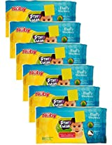 Nuby Baby Wet Wipes Pack of 6(480 Pieces)