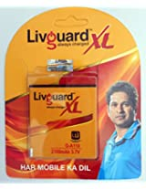 Livguard Battery for Micromax Canvas A110 & A110Q (2100 mAh)