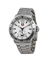 Tag Heuer F1 White Dial Stainless Steel Men's Watch WAU1113BA0858 (WAU1113.BA0858)