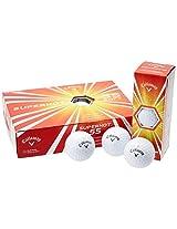 Callaway Superhot 55 Golf Balls, White