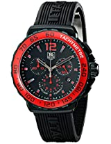 TAG Heuer Men's THCAU1117FT6024 Formula 1 Analog Display Quartz Black Watch